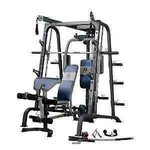 Smith Machine and accessories