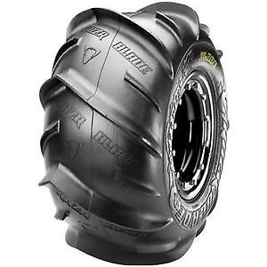 Maxxis Razr Blade ATV Rear Tires (22X11X12) and Fronts (22X8X12)