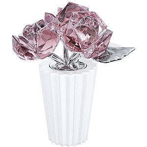 BRAND NEW SWAROVSKI ROSE BOUQUET