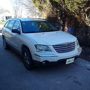 2005 Chrysler Pacifica SUV, Crossover - AS IS $1500