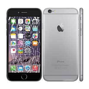 ✮WEEK SPECIAL✮IPHONE 6 FULL LCD CHANGE FOR ONLY 80$✮