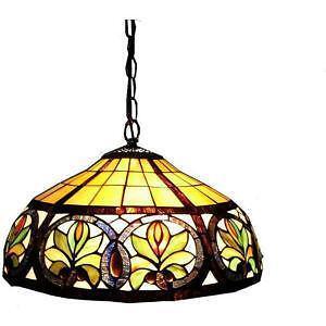 glass hanging lamp shade - Hanging Lamp Shades