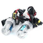 9007 HID Bulbs 5000K