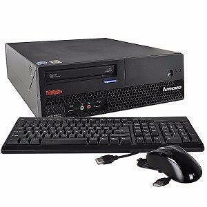"Lenovo ThinkCentre Pentium IV Dual Core / Windows 7 Complete System w/ 17"" LCD Monitor   *** AMAZING SPECIAL!!! ***"