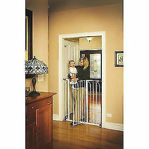 NEW Regalo 1166H Easy Step Extra-Tall Walk-Thru Metal Gate
