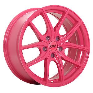 """Pink ARC Wheels 17"""" x 7.5"""" Bolt: 5x114.3 Hub: 73.1 **NEW**"""