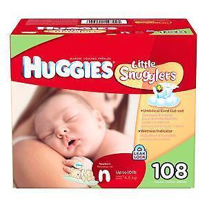 Huggies Newborn Diapers Coupons