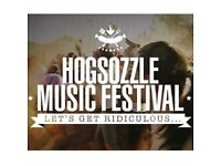 2x Hogsozzle Music Festival 2017 Weekend tickets for sale