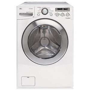 LG FRONT LOAD H.E WASHER ONLY DEMO FLOOR MODEL WITH WARRANTY 400