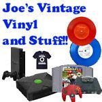 Joe's Vintage Vinyl and Stuff!!