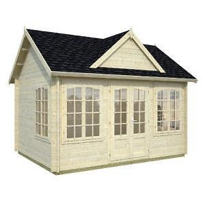 log house kits - Small House Kit