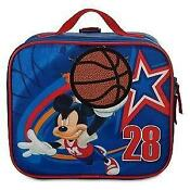 Mickey Mouse Plastic Lunch Box