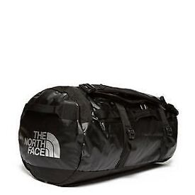 North Face Duffel Bag - XL - Black - NEW with Tags, 2 x Available, sorry no offers