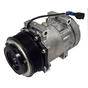 STERLING SANDEN A/C COMPRESSOR 12V 122mm CLUTCH 520-4314