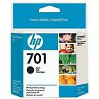 HP 701 Black Ink Cartridge