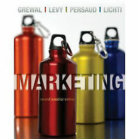 MKT100 Marketing, 2nd Canadian Edition, by Grewal, Le **EBOOK