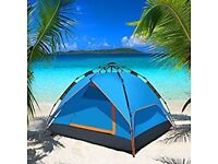 *NEW IN BAG* 2-3 Person Instant Dome Tent Pop Up Hydraulic Pressure Automatic Tent