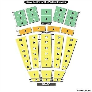 MARIANAS TRENCH - 2 OR 4 TICKETS - ORCH 6 ROW HH