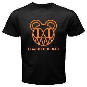 Radiohead Shirts in Rainbows