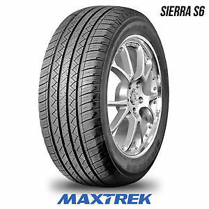 P225/55R19 Set of 4 All-Season Tire Dodge Journey Mazda CX-5