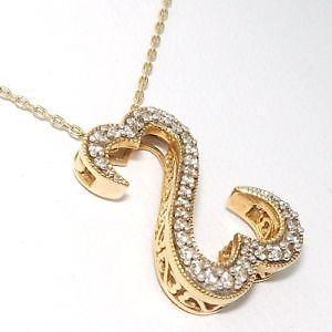 14k Jane Seymour Open Heart Necklace