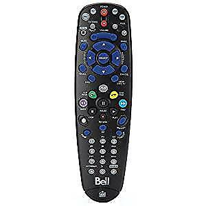 Bell UHF remote for 9242 receiver.
