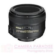 Nikon 50mm 1.4G Lens