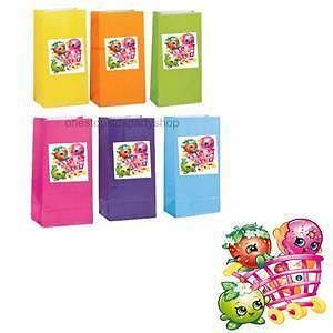Shopkins Thank-You Take Home Party Bags- One Stop Kids Party Shop Australia