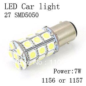 LED COB Lights 1156 and 1157 Base