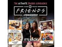 FRIENDSFEST GLASGOW MONDAY 9TH JULY 11.45AM VICTORIA PARK GLASGOW