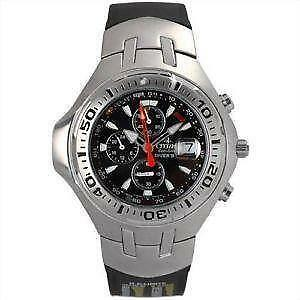 Citizen aqualand wristwatches ebay - Citizen titanium dive watch ...