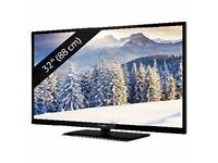 "32"" LED FHD TV WIH FREEVIEW HAS REMOTE"