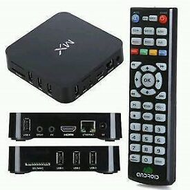 Internet TV Streaming Android Boxes