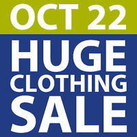 ClothingWorks Sale at Goodwill