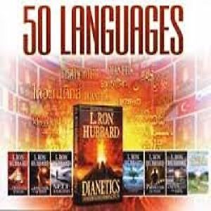Buy $ and $ Read $ DIANETICS $ in 50 Languages