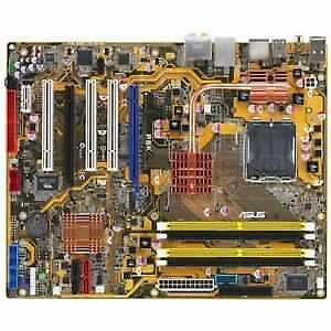 Intel QuadCore Q6600, Motherboard, 4GB RAM