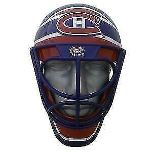 c7298d884a8 Montreal Canadiens Goalie Fan Mask (New)