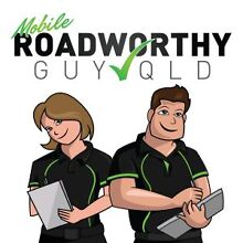 Mobile Roadworthy Guy and Mechanical Townsville North Ward Townsville City Preview