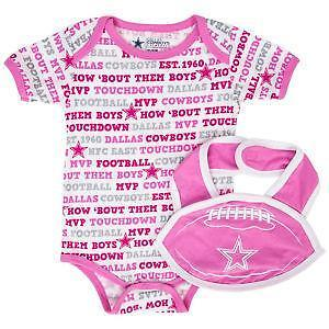 Dallas Cowboys Baby Girl 3d554d5dc