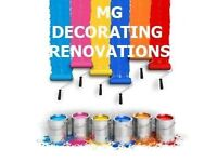 MG Painting & Decorating, good quality, resonable prices, free quote