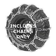 Snowblower Tire Chains