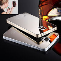 Aluminum Ultra-thin Mirror Metal Case Cover for Samsung Not 3