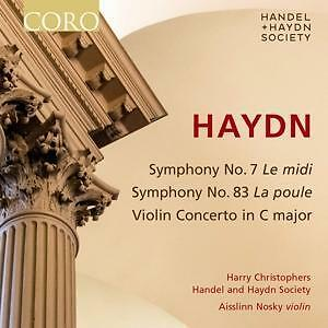 HAYDN-HAYDN:SYMPHONY NO 7 CD NEU