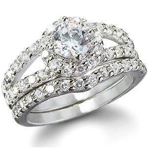 wedding ring sets - Ebay Wedding Ring Sets