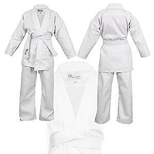 Children's judo suit barely worn- just like new