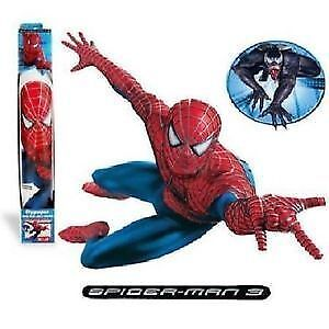 Spiderman 3 wall decal