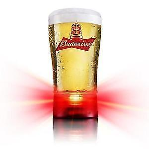 Budweiser Goal Synced Glasses *Brand New* Cambridge Kitchener Area image 1
