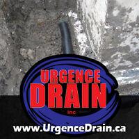 Urgence Drain - Débouchage de drain et d'égout