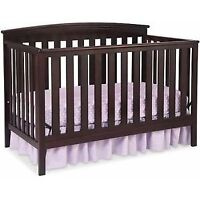 Excellent 3 in 1 crib.Like new condition