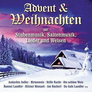 Advent & Weihnachten,Stubenmusik,Lieder von Various Artists (2012)